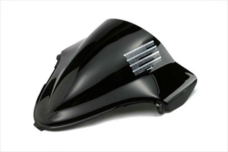 プーチ スクリーン レーシング ブラック GSX1300R HAYABUSA 99-07 《プーチ 0953N》