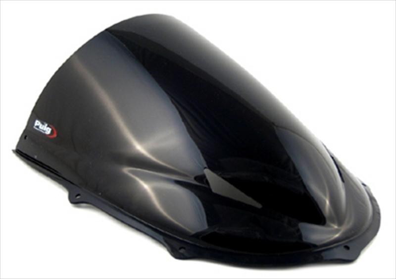 プーチ スクリーン レーシング ブラック アプリリア RS125/50 99-05 《プーチ 1091N》