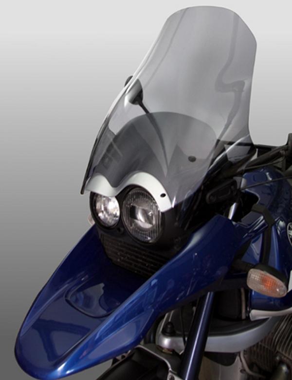 プーチ スクリーン ツーリング スモーク BMW R1150GS 00-05 《プーチ 4878H》