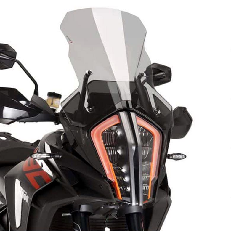 プーチ    ツーリングスクリーン ブラック     KTM 1290 SUPER ADVENTURE S/R 17- 《プーチ 9717H》