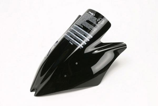 プーチ スクリーン レーシング ブラック Z1000 07-09 《プーチ 4361N》