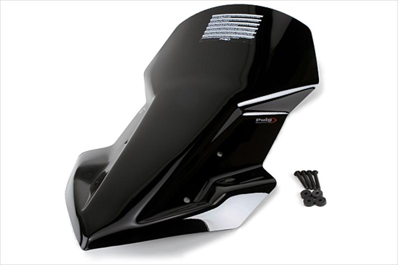プーチ スクリーン ツーリング ブラック NC750X 16- 《プーチ 8910N》
