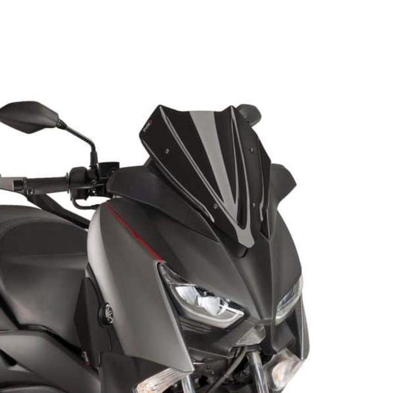 プーチ V-TECH スクリーン SPORT ブラック X-MAX 17- 《プーチ 9474N》