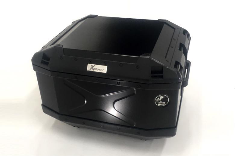 ヘプコ&ベッカ XPLORER TC45 ブラック 《ヘプコアンドベッカー 610217 00 01》