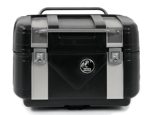 ヘプコ&ベッカ GOBI トップケース 42 42L ブラックエディション 《ヘプコアンドベッカー 610289-0001》