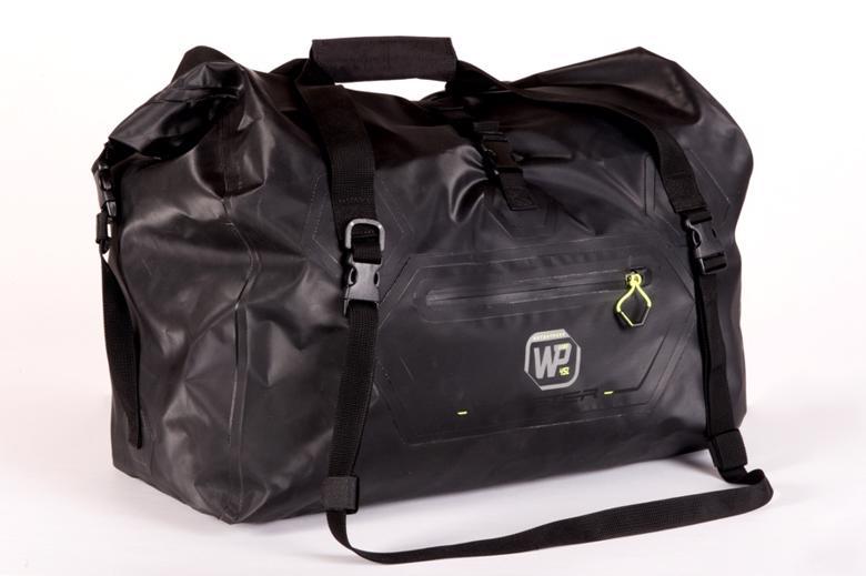 BAGSTER シートバッグ WP45 ブラック/イエロー 45L 《バグスター XSS079》