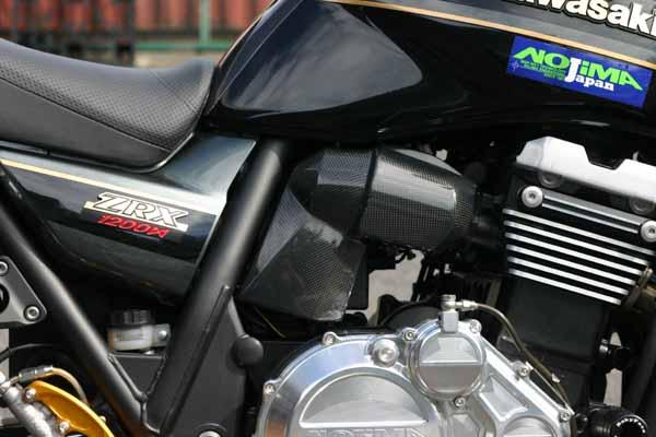 NOJIMA インジェクターカバー WHTゲル ZRX1200DAEG 09-16 《ノジマ NCW618IC-WT》 スーパーセール