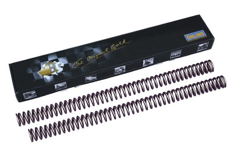オーリンズ フロントフォークスプリング ZRX400 94- 《オーリンズ 8608-70+8101-02》