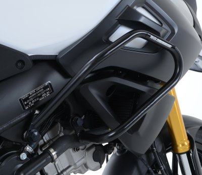R&G アドベンチャーバー BLK DL1000 V-Strom 14- 《アールアンドジー RG-AB0016BK》