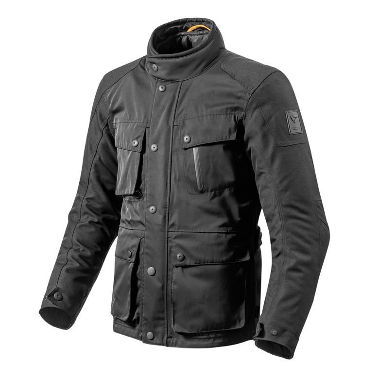REV`IT ジャクソン ジャケット ブラック M 《レブイット FJT198-1010-M》