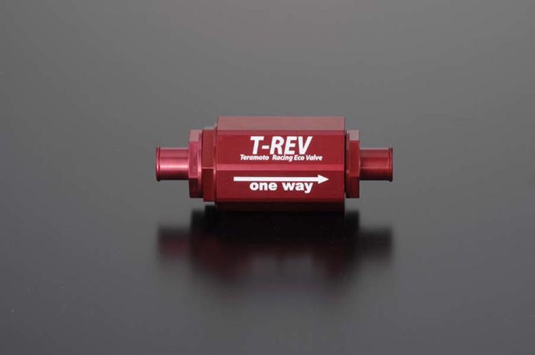 TERAMOTO T-REV φ12/レッド 《テラモト 1301》