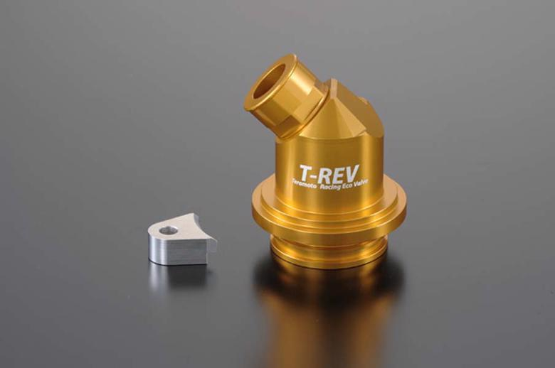 TERAMOTO T-REV 圧入タイプ1 ゴールド ドゥカティ 《テラモト 1655》