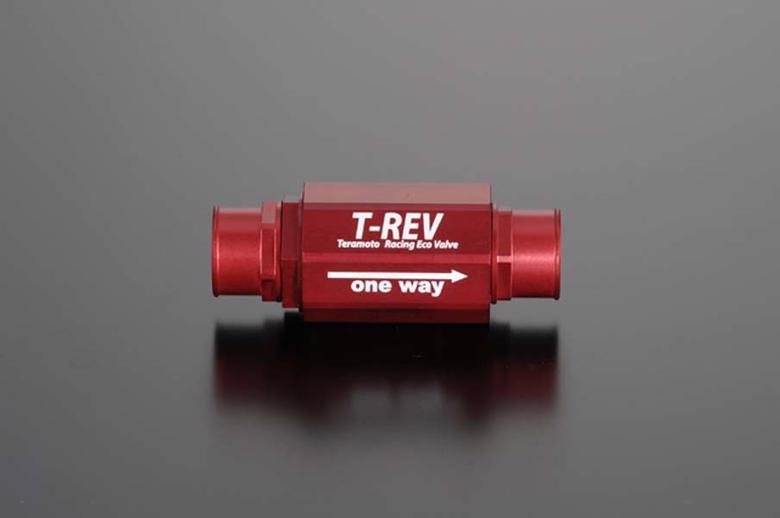 TERAMOTO T-REV φ22/レッド 《テラモト 1221》