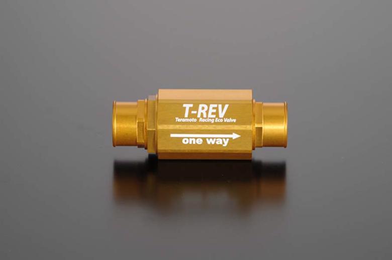 TERAMOTO T-REV φ22/ゴ-ルド 《テラモト 1225》
