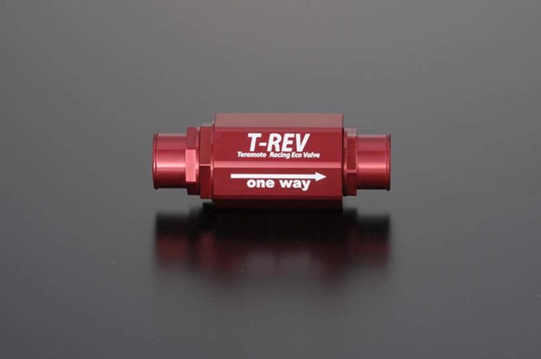 TERAMOTO T-REV φ20/レッド 0.07mm 《テラモト 1331》