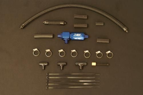 TERAMOTO T-REVαシステム GSX1300R HAYABUSA 08- 《テラモト 4430》