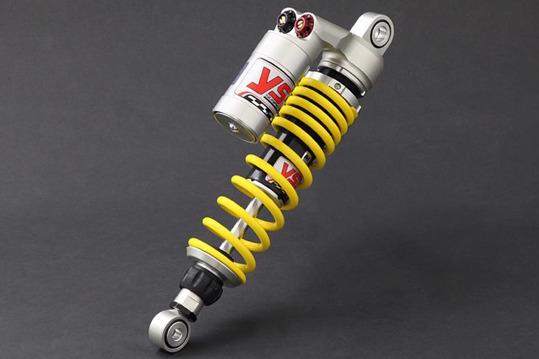 YSS RACING リアショック S362/330mm SLV/YEL SR400/500 《ワイエスエスレーシング 116-80151-02》