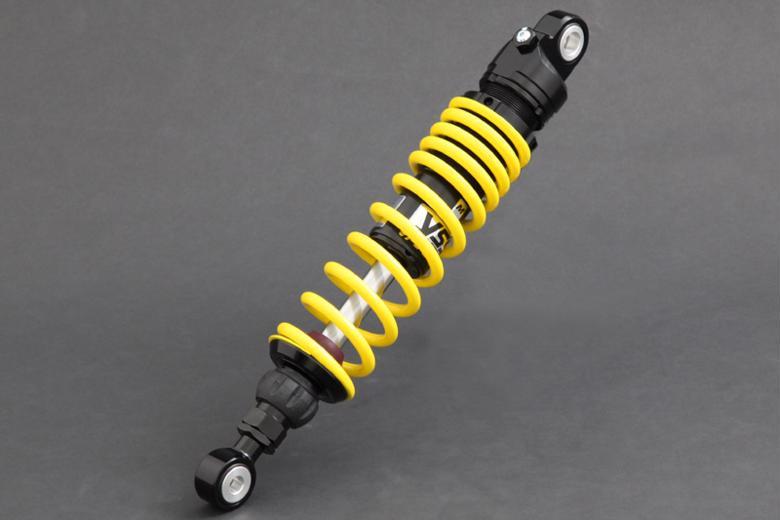 YSS RACING リアショック Z366/330mm BLK/YEL SR400/500 《ワイエスエスレーシング 116-30151-12》