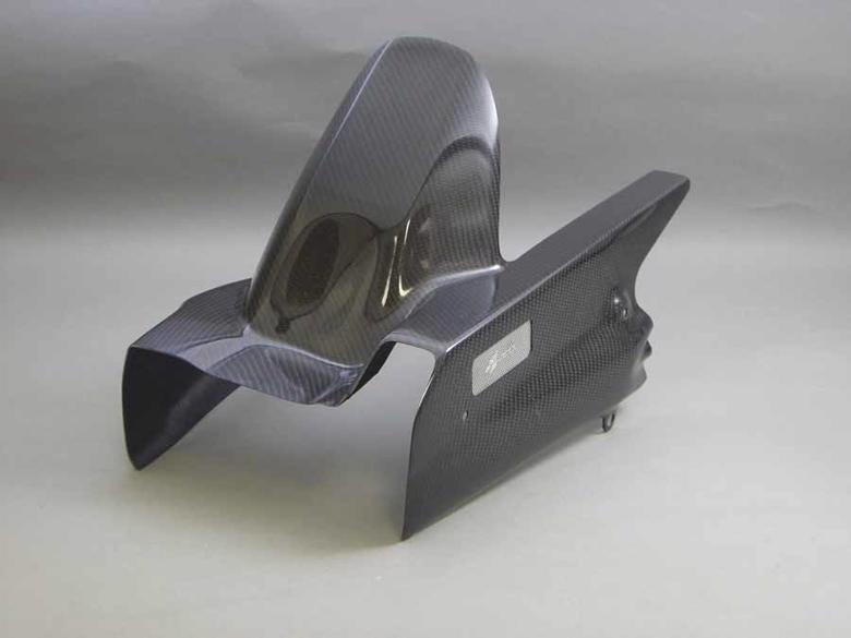 A-TECH リアフェンダー(フルカバータイプ) FW ZZR1400 06- 《エーテック K06091-W》