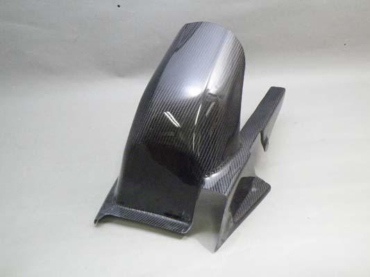 A-TECH リアフェンダー カーボン ZRX1200 DAEG 09 《エーテック K12262》