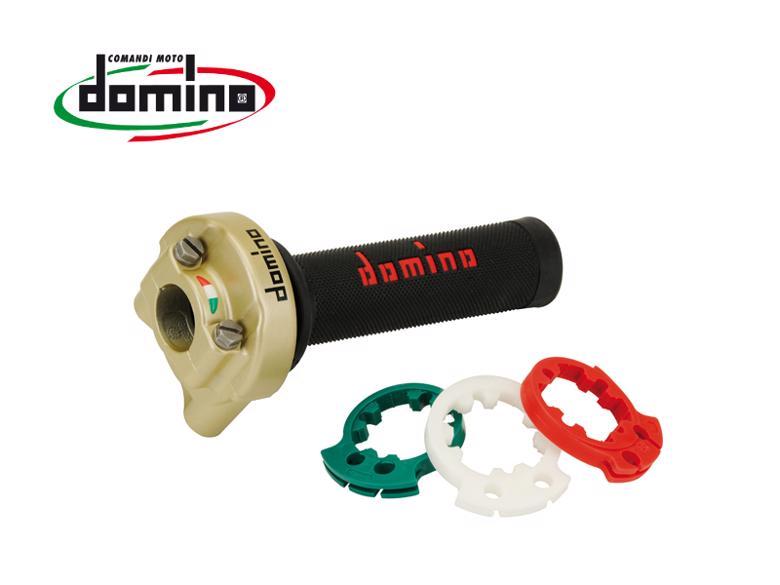 domino レーシングスロットルキット ゴールド RSV4 《ドミノ 3210.96GMOTO GP 》