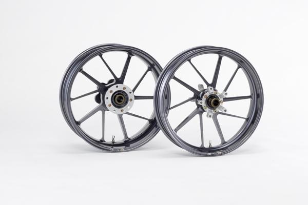 GALESPEED R600-17 ブラック TY-M クォーツMg ZRX1200 《ゲイルスピード 28571103Qホイール》