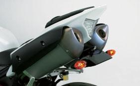NAO フェンダーレスキット YZF-R1 09-14 《エヌエーオー 010122-2RFL16》