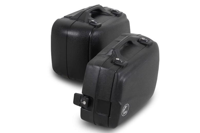 ヘプコ&ベッカ JUNIOR ENDURO-SET 右30L/左40L 《ヘプコアンドベッカー 610037 00 01ツーリング ケース 》