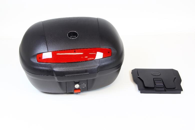 ヘプコ&ベッカ JOURNEY TC50 ユニバーサルタイプ ブラック 《ヘプコアンドベッカー 610087 00 01ツーリング ケース 》
