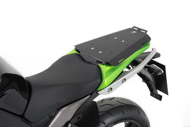 ヘプコ&ベッカ スポーツラック ブラック Ninja1000/Z1000SX 11-13 《ヘプコアンドベッカー 6702514 00 01ツーリング ケース 》