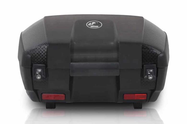 ヘプコ&ベッカ JUNIOR トップケース 55 55L ブラック 《ヘプコアンドベッカー 610047 00 01ツーリング ケース 》