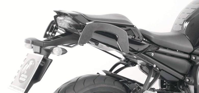 ヘプコ&ベッカ C-Bow ブラック FZ1 Fazer 06-15 《ヘプコアンドベッカー 6304515 00 01ツーリング ケース 》