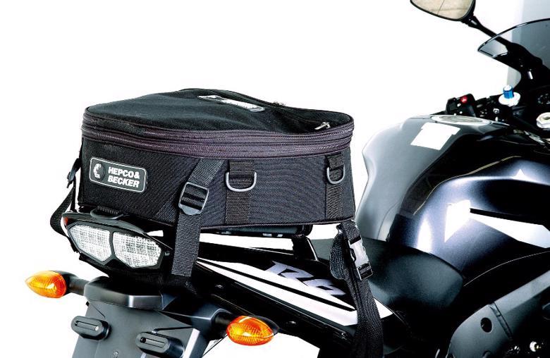 ヘプコ&ベッカ スモールスポーツスター シートバッグ 汎用 18-28L 《ヘプコアンドベッカー 640002 00 00ツーリング ケース 》