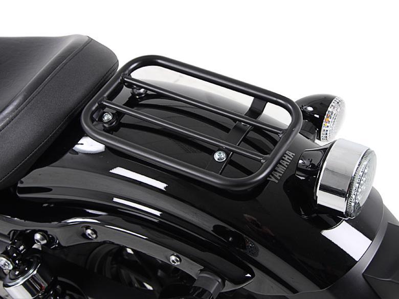 ヘプコ&ベッカ ソロラック バックレスト無 ブラック   XV950/R BOLT 14-18 《ヘプコアンドベッカー 6004539 00 01ツーリング ケース 》