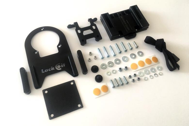 ヘプコ&ベッカ Lock-it タンクリングフィッティング MT-07 14-18 《ヘプコアンドベッカー 5064537-5ツーリング ケース 》