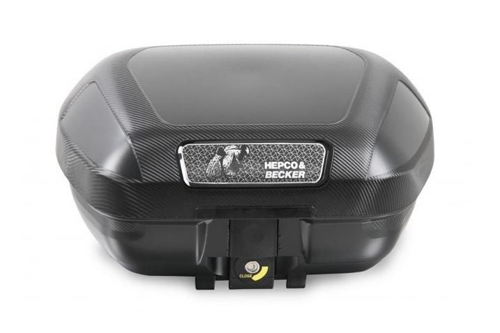 ヘプコ&ベッカ ORBIT TC54 54L ブラック 《ヘプコアンドベッカー 610290 00 01ツーリング ケース 》