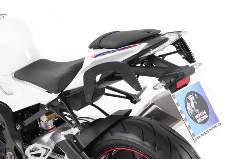 ヘプコ&ベッカ C-Bow ブラック S1000RR 16-18 《ヘプコアンドベッカー 6306503 00 01ツーリング ケース 》