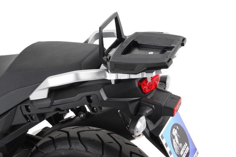 ヘプコ&ベッカ アルラック ブラック        V-Strom650 17-18/V-Strom1000 14-18 《ヘプコアンドベッカー 6553534 01 01ツーリング ケース 》