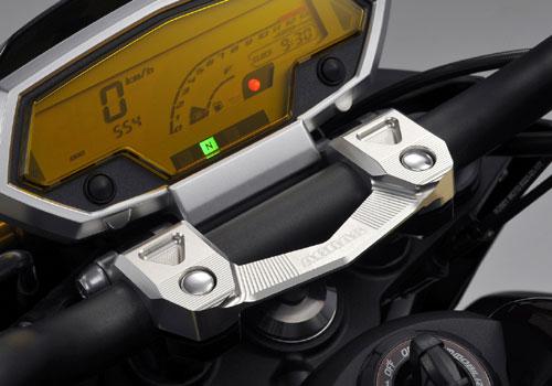 アグラス ハンドルアッパープレート Z1000 10 《アグラス 321-482-000》