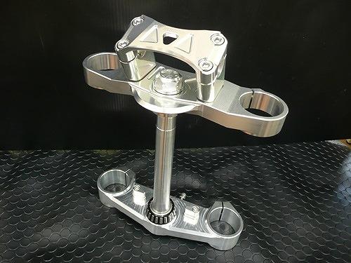 アグラス トップブ&ステムSET 27mm オフセットタイプ GSR750 《アグラス 321-399-003》