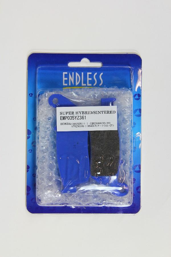 エンドレス   ハイブリットシンタードブレーキパッド  CBR250R 11-/VTR250 98- 《エンドレス EMP035》