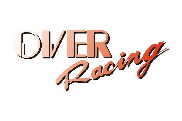 OVER Rスポーツホイール ブラック 3.00-12 NSF/NSR/XR 《オーヴァー 82-15-14Bカスタム 4mini》