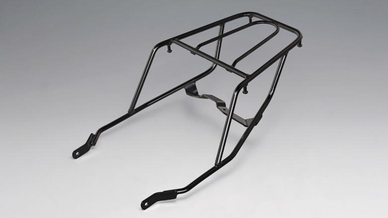 キジマ リアキャリア ブラック 240X190 ST250 《キジマ 210-186》