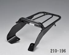 キジマ リアキャリア ブラック GSR250 《キジマ 210-196》