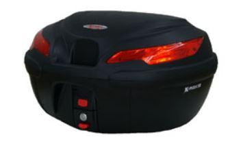キジマ リアBOX Reembark K22 50L ブラック STOPランプ付 《キジマ 908-009L》