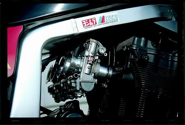 スーパーセール ヨシムラ ミクニTMR40キャブレターセット GSXR1100M/N 《ヨシムラジャパン 775-514-2101》