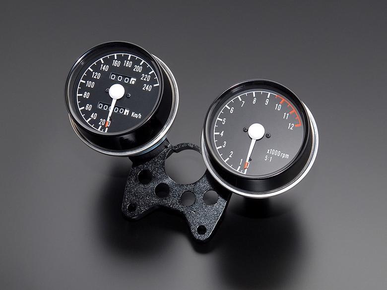 ドレミコレクション レーシングメーターASSY (ブラケットツキ) 《ドレミコレクション 10906》