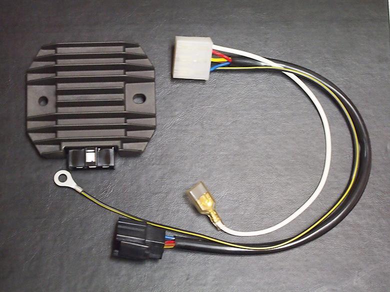 ドレミコレクション レギュレーターレクチファイヤー(日本製) 《ドレミコレクション 91008》