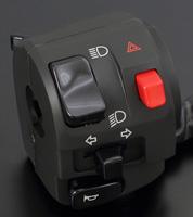 PMC ZXタイプハンドルスイッチ 左 Z750D1 D2/Z1000MK2(EC) 《ピーエムシー 174-1102》