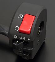 PMC ZXタイプハンドルスイッチ 右 Z1100GP-B2 常時点灯 《ピーエムシー 174-1009》